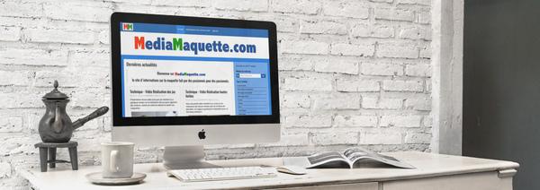 Mediamaquette webzine
